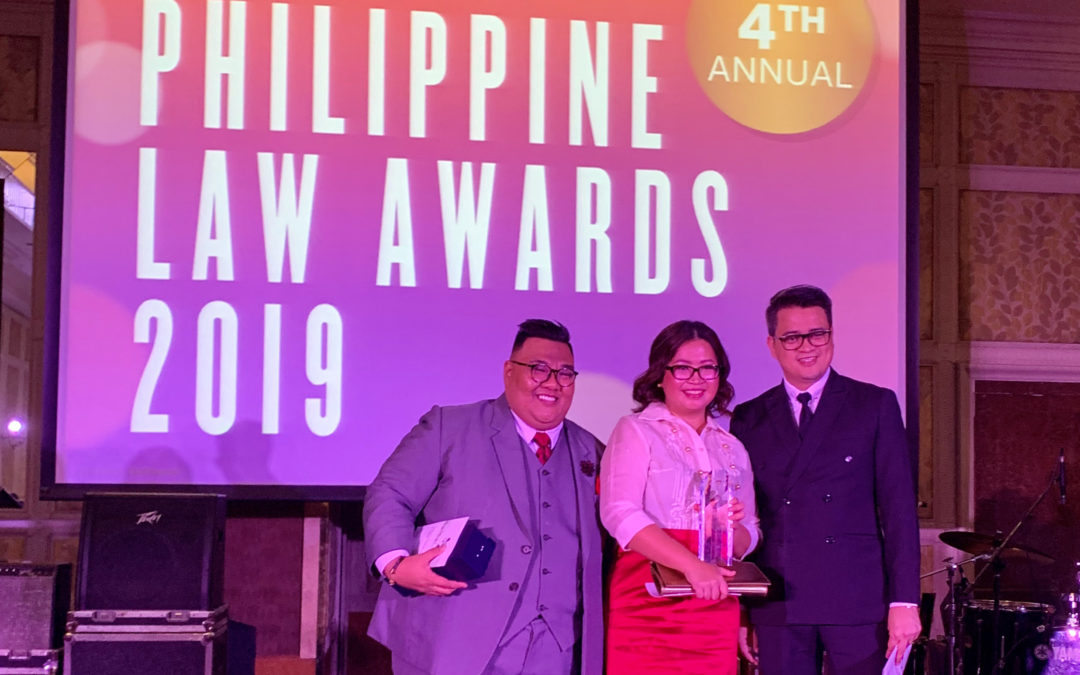 Philippine Immigration Law Firm Wins Boutique Law Firm of the Year